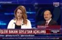 Nagehan Alçı ile Süleyman Soylu canlı yayında...