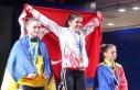 Ayşegül Çakın Gençler Avrupa Şampiyonu