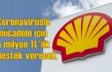 Shell'den Sağlık Bakanlığı'na 5 milyon TL...
