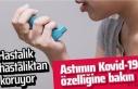 Astım COVID-19'a Karşı Koruyor