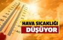 Kocaeli'de hava sıcaklığı düşüyor