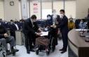 Göz kontaklı bilgisayar kullanan engelliler sertifikalarını...