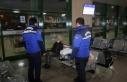 Kocaeli'de sokakta kalan 25 kişi barınma merkezlerine...