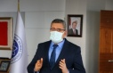 Tekirdağ NKÜ Rektörü Şahin basın mensuplarıyla...