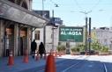 "Filistinlilere ""Salam Alaykum AL-AQSA"" mesajı"