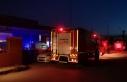 Gebze'de fabrikada çıkan yangın söndürüldü