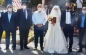 Şemistan Subaşı, oğlunu evlendirdi