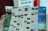 Başiskele'yi Tanıtan İlk Turizm  Haritası Basıldı