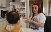 Fedakar anneler yaşamlarını özel gereksinimli çocuklarına adadı
