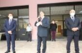 Gebze Yunus Emre Ortaokulunda Bayrak töreni