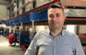 """Kocaeli'den yurt dışına yerli """"sandviç panel hattı"""" ihraç ediliyor"""