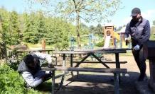 Çayırova Belediyesi, Kuştepe Ormanı'nın Eksikliklerini Tamamlıyor