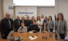 Kocaeli Kadın Girişimciler Kurulu İtalya'da