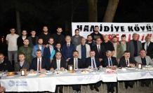 16. Gölcük Hamidiye Köyü Kestane Festivaline büyük ilgi