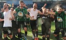 Kocaelispor son dakikada güldü:3-2