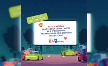 GEBZE CENTER' da Arabalı Açık Hava Sineması Günleri Başladı
