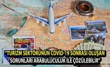 """""""Turizm Sektörünün COVID-19 Sonrası Oluşan Sorunları Arabuluculuk İle Çözülebilir"""""""