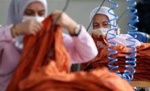 Bileziklerini satarak girdiği tekstil sektöründe 130 kadına ekmek kapısı açtı