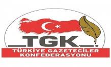 Türkiye Gazeteciler Konfederasyonu basın mensuplarının aşılamada öncelikli olmasını istedi