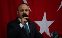 AK Parti'li Turan, Türkiye'nin