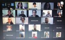 Denizli'de 'Eğitim için El Ele' online eğitim