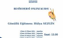 İzmir Güzelbahçe, online kurslara başlıyor