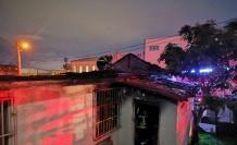 Kocaeli'de evde çıkan yangın hasara neden oldu