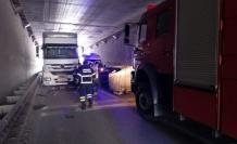 Gebze'de otomobilin çarptığı kağıt toplayıcısı ağır yaralandı