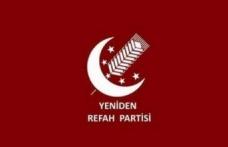 Yeniden Refah Partisinden  5 istifa