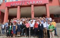 Balkan Türkleri'nden AK Parti'li yönetici hakkında suç duyurusu