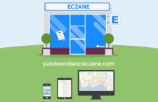Yandex'ten Nöbetçi Eczane Sitesi