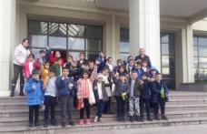 Öğrencilerden  MÜZE ziyareti