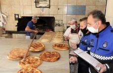 Zabıta'dan fırınlara ramazan denetimi