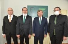 Gelecek Partisi Körfez'de kongresini yapıyor