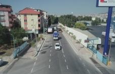 Büyükşehir'den Aşıroğlu Caddesi'nde yoğun mesai