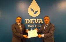 Orhan Bozkurt, DEVA'nın Körfez İlçe başkanı oldu