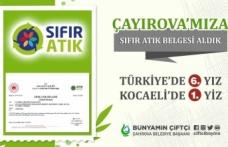 Bünyamin Çiftçi, Türkiye'de Altııncı, Kocaeli'de Birinci