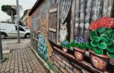 İzmit Belediyesi eski evi resimlerle renklendirdi