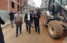 """Başkan Şayir; """"Şehrimizi geleceğe hazırlıyoruz"""""""