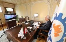 Başkan Büyükgöz UCLG-MEWA Toplantısına Katıldı
