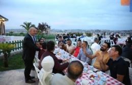AK Parti Darıca Teşkilatı İftarda Buluştu