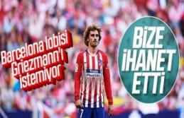 Barcelonalı futbolculardan Griezmann'a veto