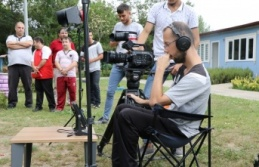 Ahmet'in yönetmenlik hayali gerçek oldu