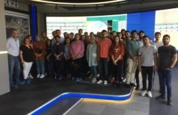 Karabük Üniversitesi, İSU SCADA Kontrol merkezini inceledi