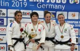 Tuğçe, Avrupa Şampiyonu