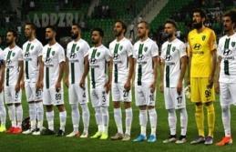 Kocaelispor, Cizre'de  galibiyeti kaçırdı 1-1
