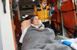Sağlık Bakanı Fatma Girik'i Kaldığı Hastanede...