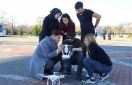 KO-MEK'ten KOGACE'ye drone eğitimi