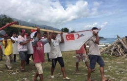 Kızılay Endonezyalı Ailelere Balıkçılığı...