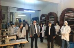 Kadir Durmuş, 25 bin maske üretip ÜCRETSİZ dağıtacak